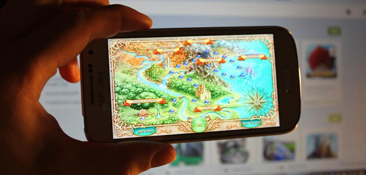 Андроид игры на телефон